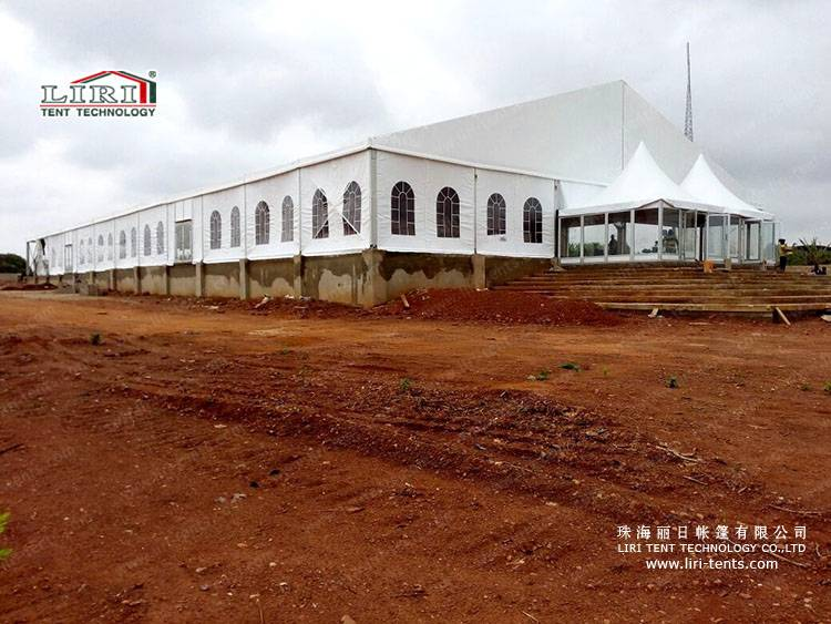 30×60m Big Tent for Church for 3000 Peopel for Sale