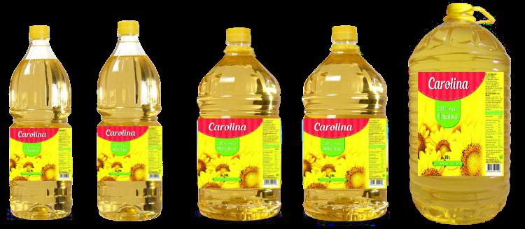 """""""Zorbas"""" Sunflower Oil"""