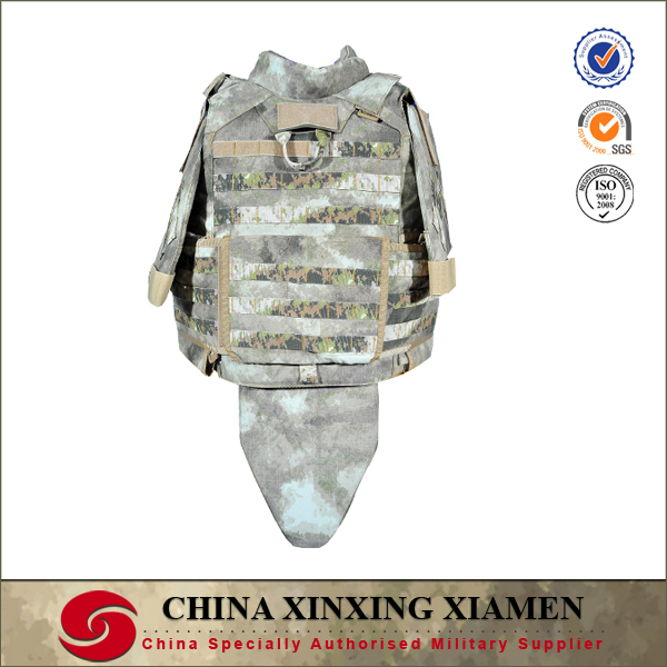 New Pro Camouflage Full protective Bullet Proof Vest