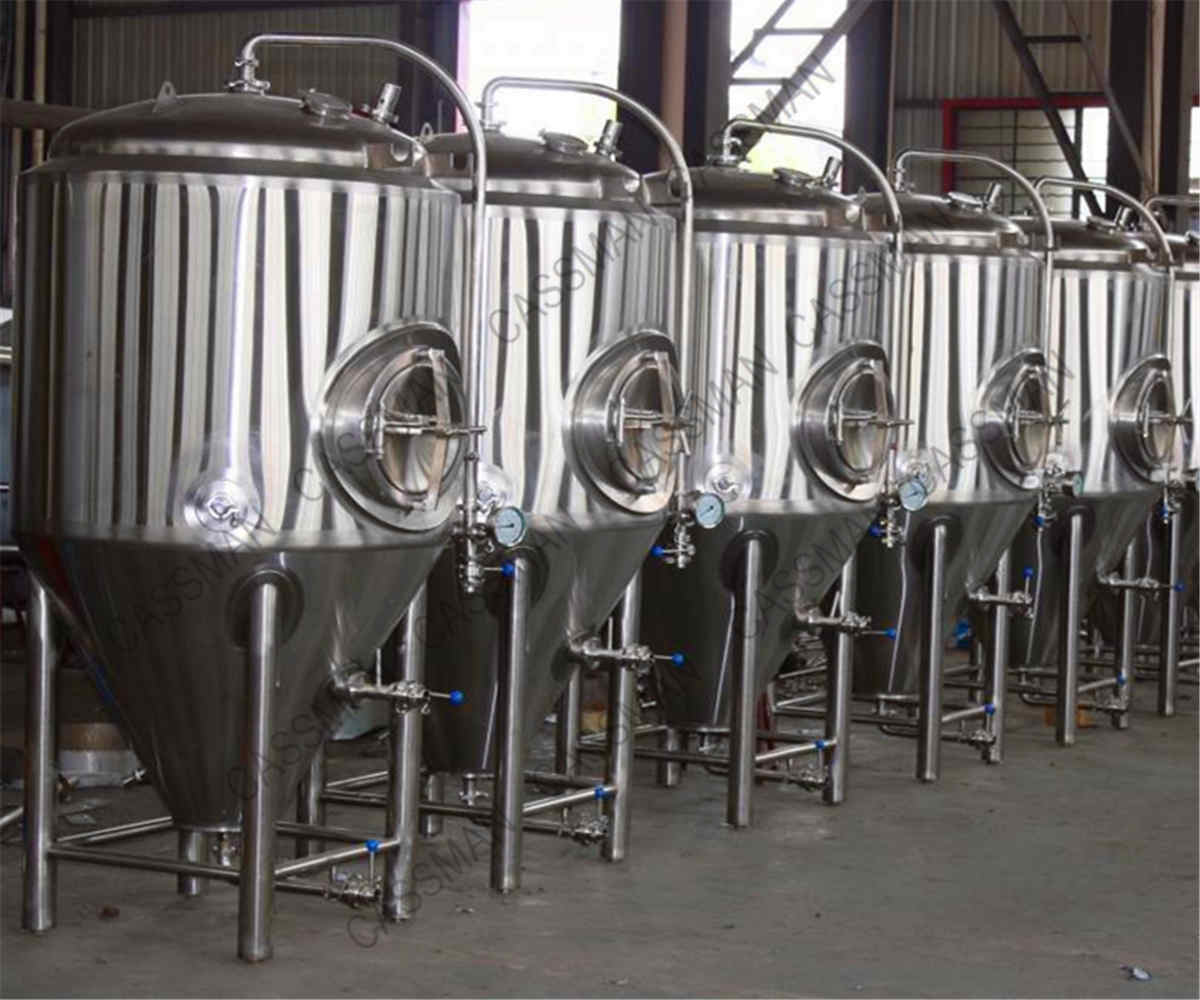500l commercial beer brewery equipment