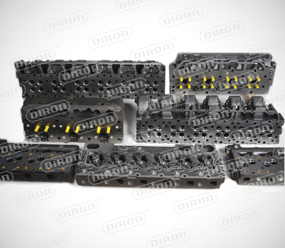 CYLINDER HEAD AND BLOCK FOR CATERPILLAR