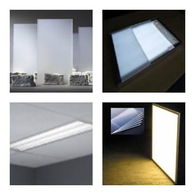 Hugh Quality Light Diffuser Plastic Sheet