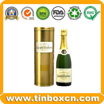 Wine Tin,Win Box,Metal Food Packaging,Tin Can,Tin Box