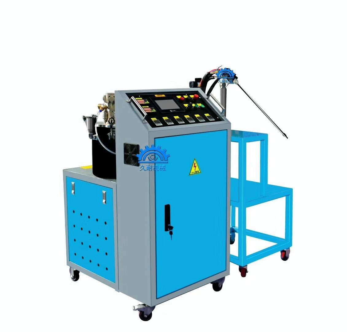 rtm injection machine