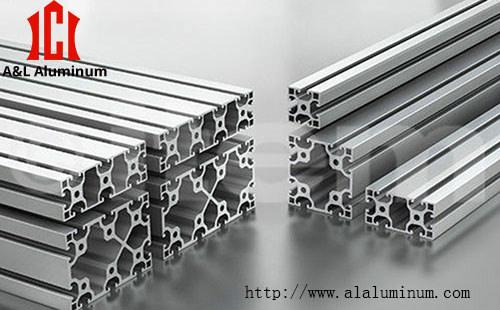 Aluminum curtain wall manufacturer- A&L Aluminum manufacture high quality YS curtain wall