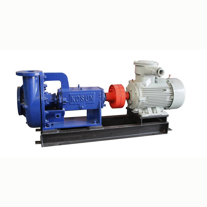 Oil Drilling Use SB Series Dry Sand Pump