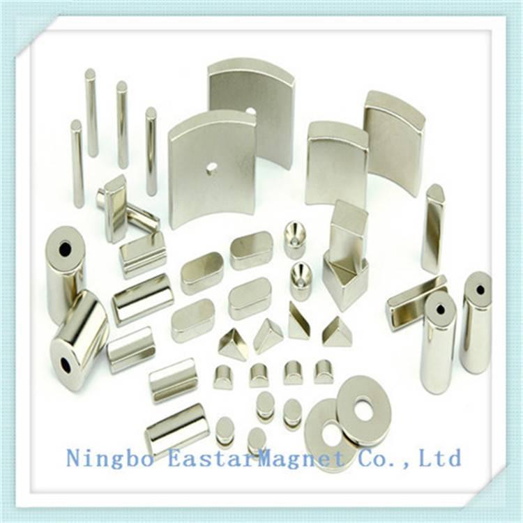 N35-N52 Neodymium/NdFeB Magnets with Nickel Plating