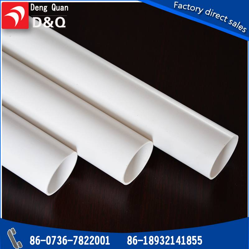 High pressure pvc pipe ,upvc for water supply Full 20mm to 630mm availability