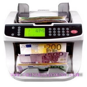 EC-950 Euro value counter