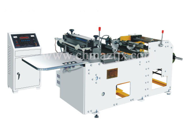 PVC Printed Roll to Sheet Cutting Machine ZQD