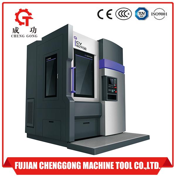CV6070E CNC vertical lathe machine