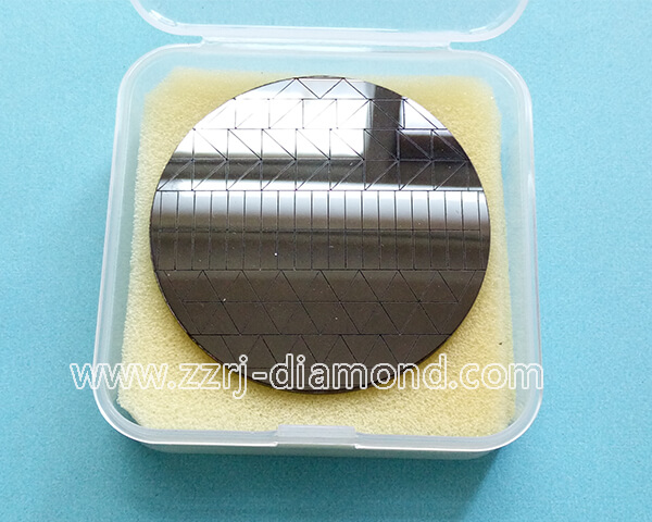 Large Diameter 51mm/ 58mm PCD Cutting Tool Blanks for Cutting Tools