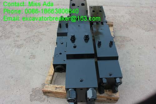 Main body for hydraulic breaker, hydraulic hammer, rock breaker, rock breaking hammer, jack hammer,