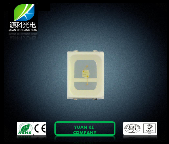 LED 0.5W SMD 2835 Green LED lamp 4000pcs 520-525NM