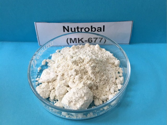 Spot inventory 99%+ MK-677  /Ibutamoren/ Nutrobal SARMs Powder