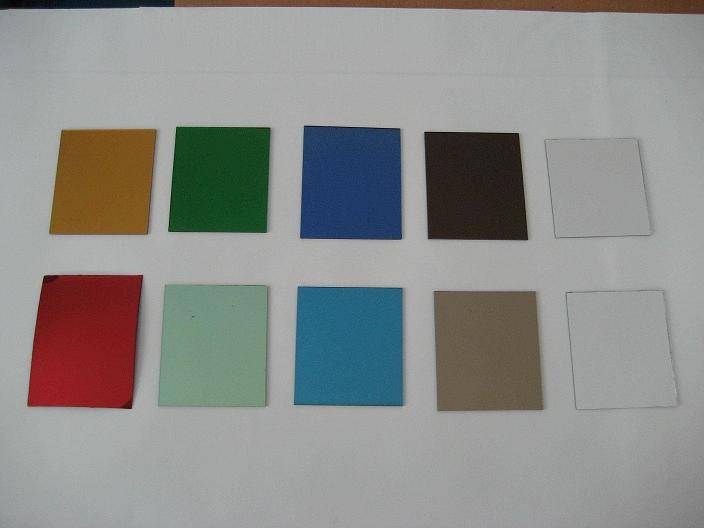 Tinted Float Glass Sheet