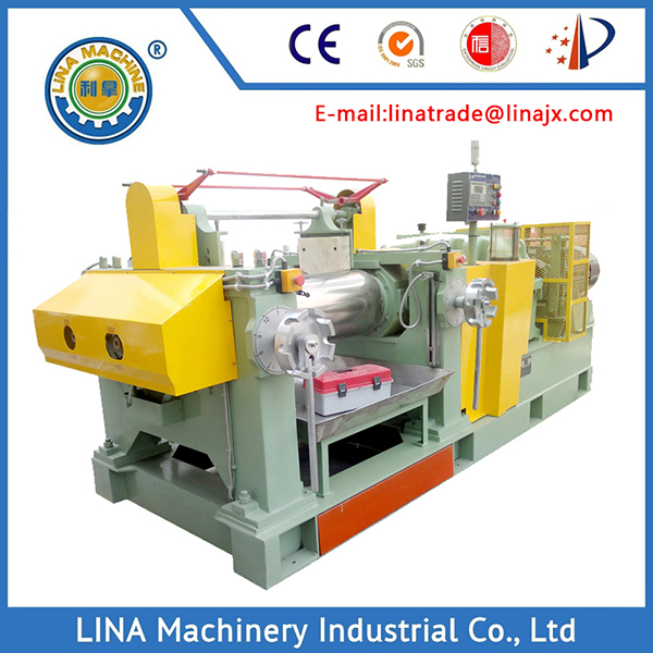 16 Inch Mass Production Two Roll Rubber Mixing Mill