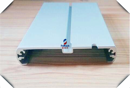AL6063 - T5 Structural Aluminum Profiles Oxidation Resistance For Industrial Filed