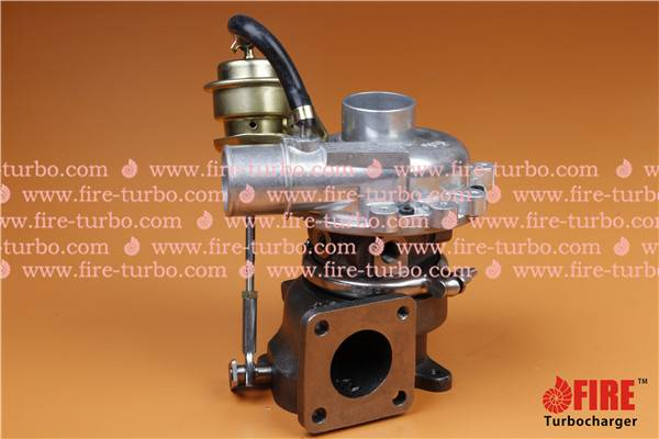 Ford Courier, Ranger double Cab  Turbocharger  RHF5