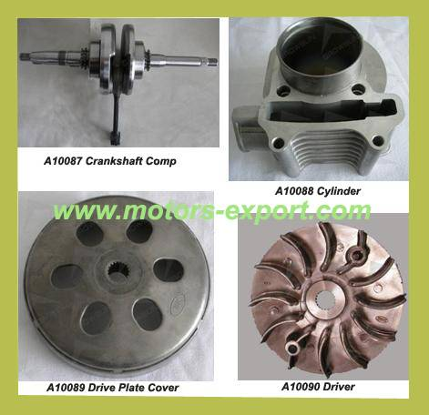 Motorcycle Engine Spare Parts