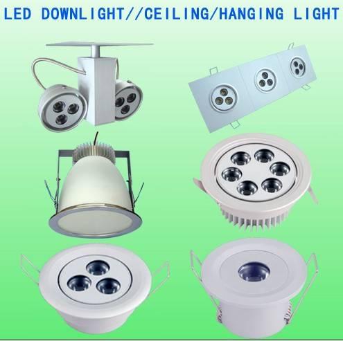LED downlight,LED ceiling lamp