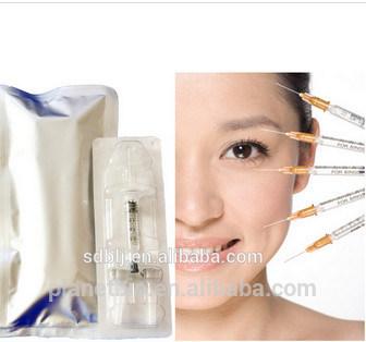 2017 Hot Ha Filler Remove Wrinkle Cross -Linked Injectable Gel 1ml