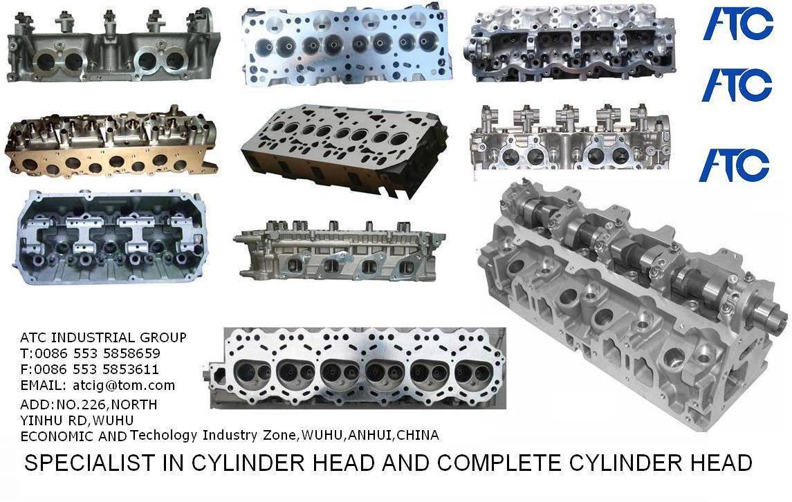 BMW 525 CYLINDER HEAD 11121748391