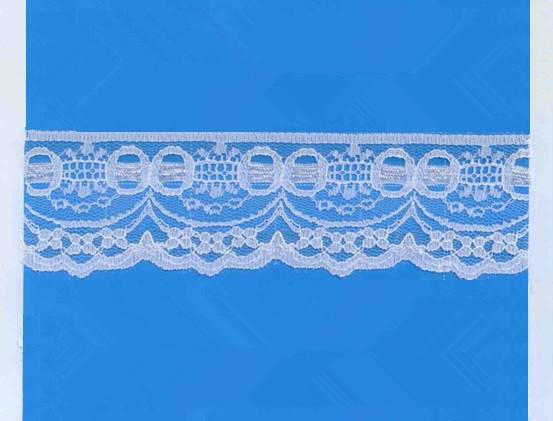Nylon Lace of China Manufacturer (# 445)