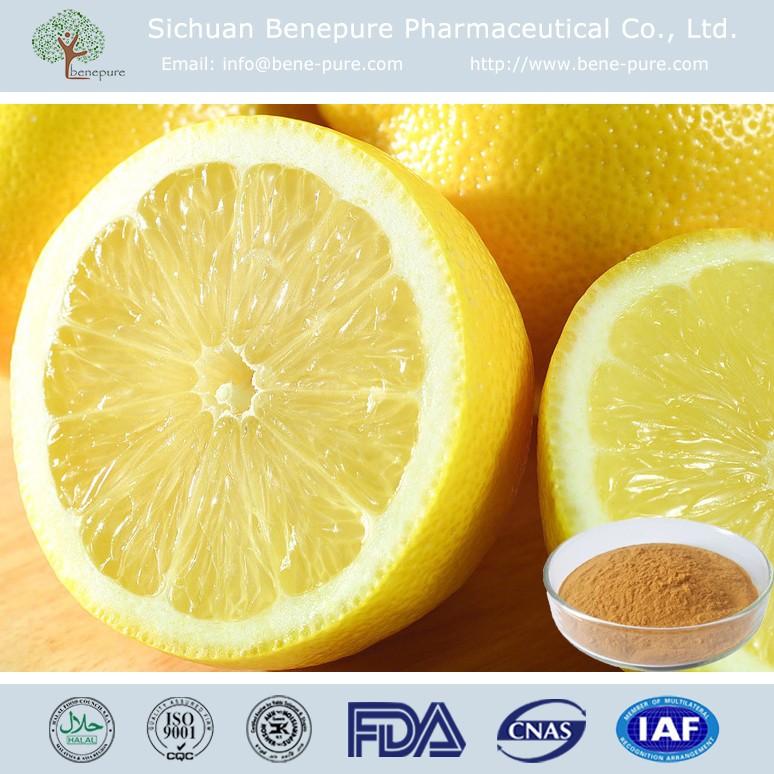 Botanical Extract Citrus Bioflavonoids CAS 13463-28-0 Eriocitrin 10%