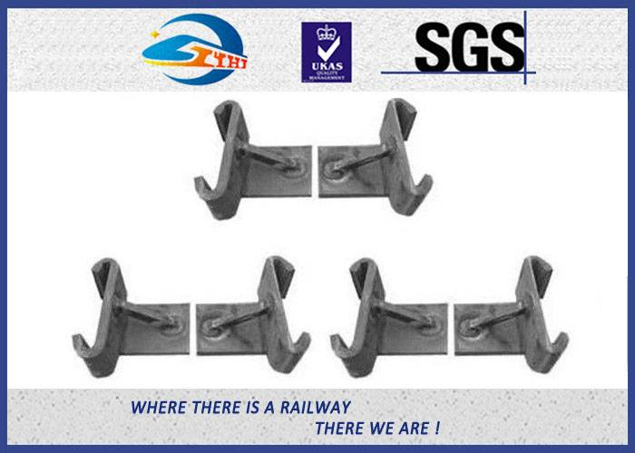 ZhongYue 60Si2Mn Material Russian Rail Anchor P65 Anticreeper For Rail Fixation