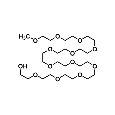 Dodecaethylene Glycol Monomethyl Ether, mPEG12-OH, CAS#5702-16-9