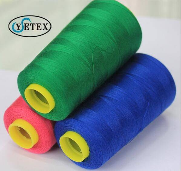 ysetex EN61482 Xinxiang manufacture aramid fire resistant clothing sewing thread