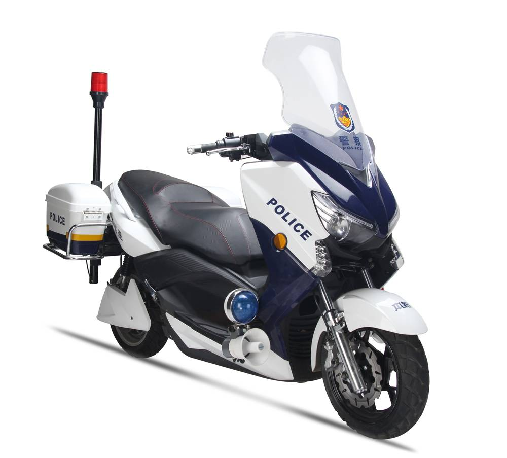 3000W/5000W China police style electric scooter European USA
