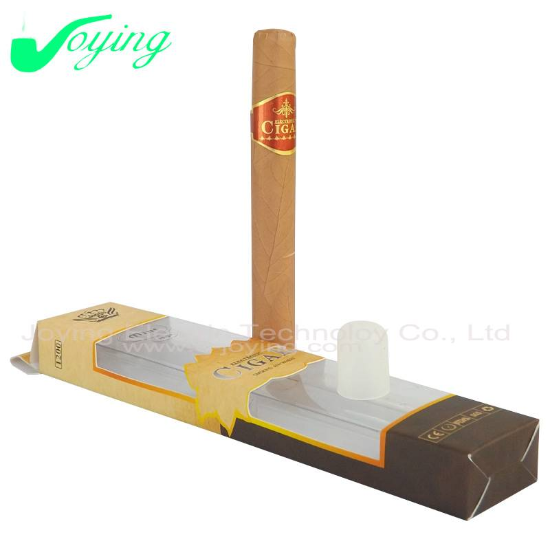 Joying ecig disposable e cigar with big vapor and more fuffs