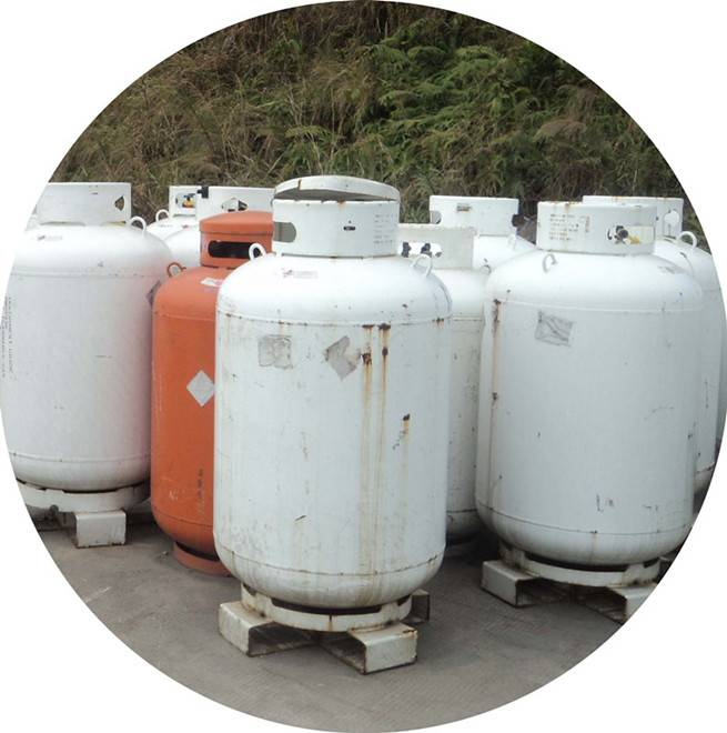 Hexafluoroethane C2F6, Specialty Gas, Pure Gas