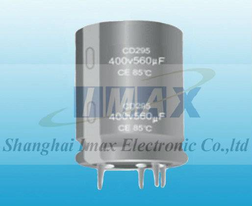 450V 330uf 5000 Hours 85C Snap in electrolytic capacitor