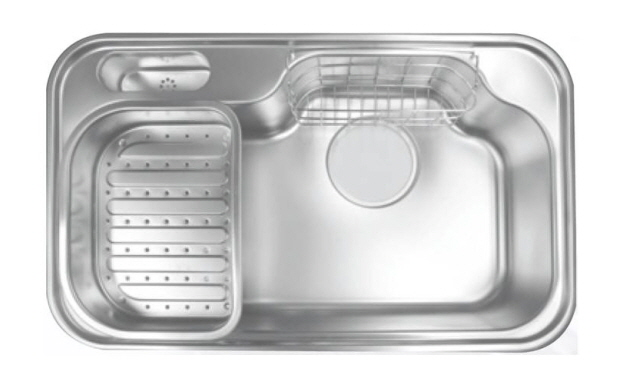 STAINLESS STEEL KITCHEN SINK (KSP 840)