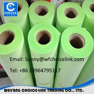 High polymer PP and PE compound waterproof membrane