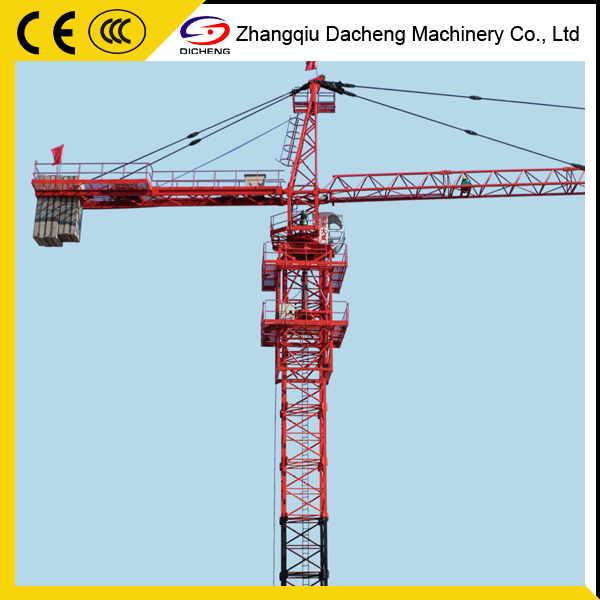 Self Erecting Tower Crane QTZ80(5513/6010)