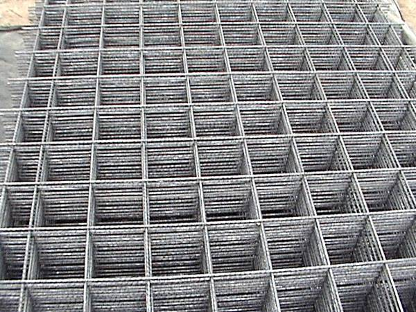 6x6 reinforcing welded wire mesh panel