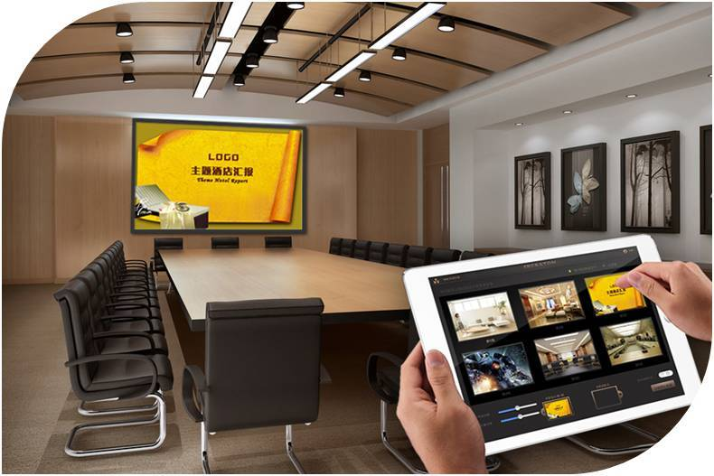Innovative products for import Auroled Globally initiated AUPAD Smart led panel display control syst