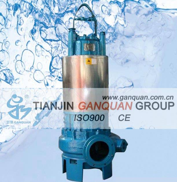QWB Submersible Sewage Pump
