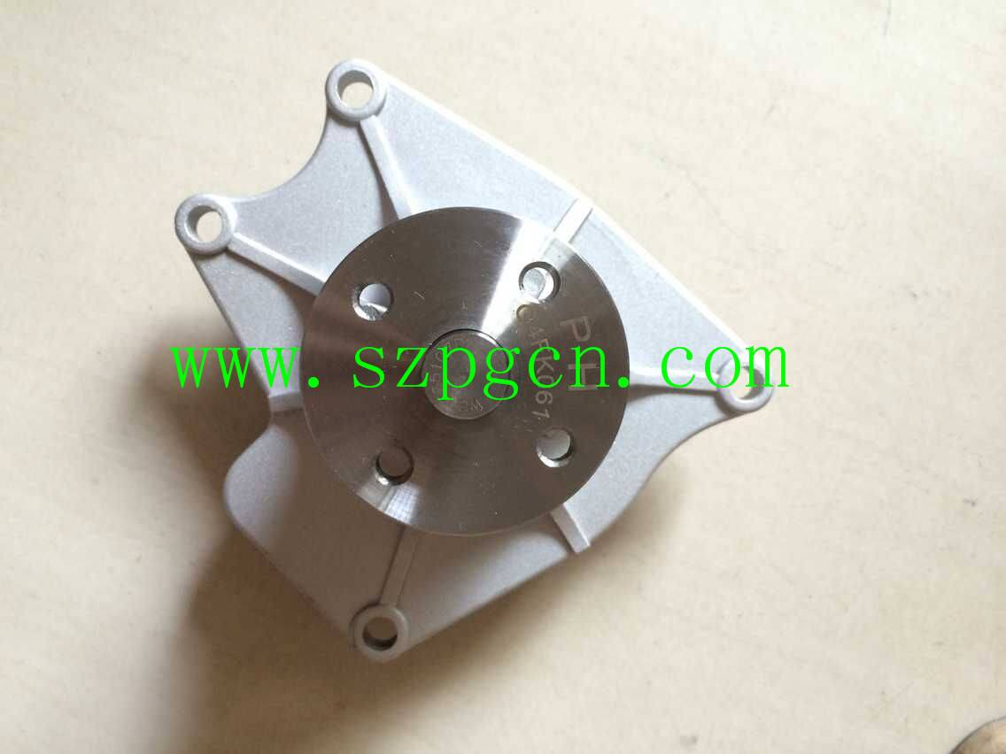 China Supplier E307B 4M40 Water Pump ME993473 Cooling Pump for Excavator