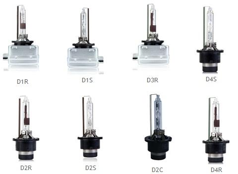 HID Xenon Lamp for Auto Headlightd1r, D1s, D2s, D2c, D2r, D3s, D4s, D4r.