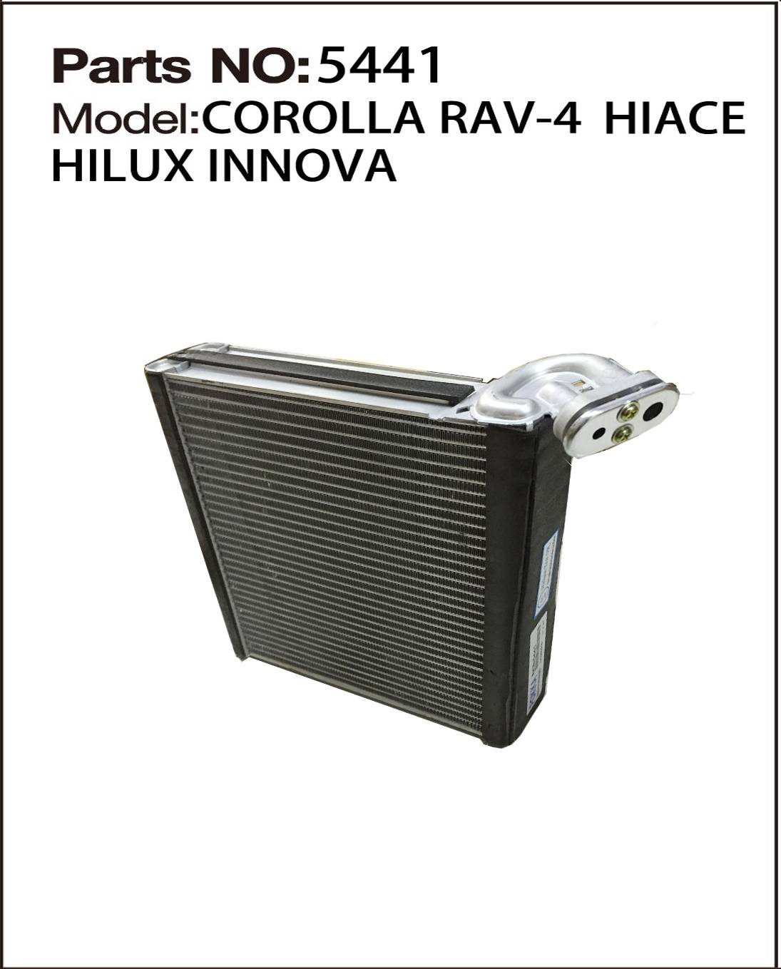 cheap price good quality auto ac parts evaporator