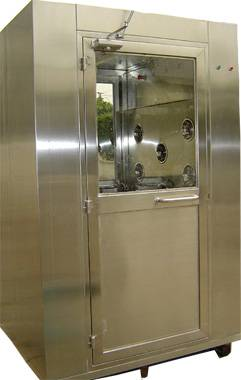 Whole Stainless Steel Air Shower