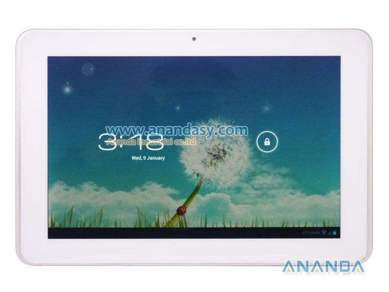 SANEI N10 10.1inch IPS 1280*800 Android 4.1 3G SIM Card Slot Tablet PC