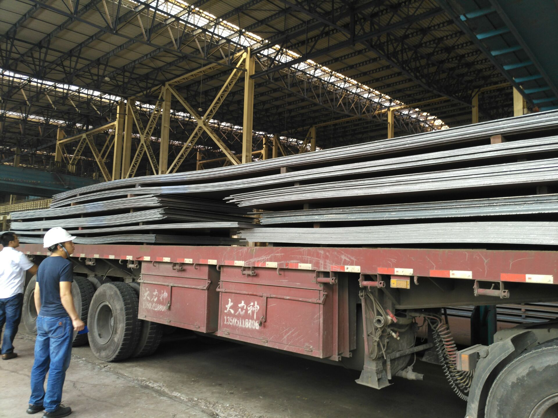 ERW steel pipes steel tubing