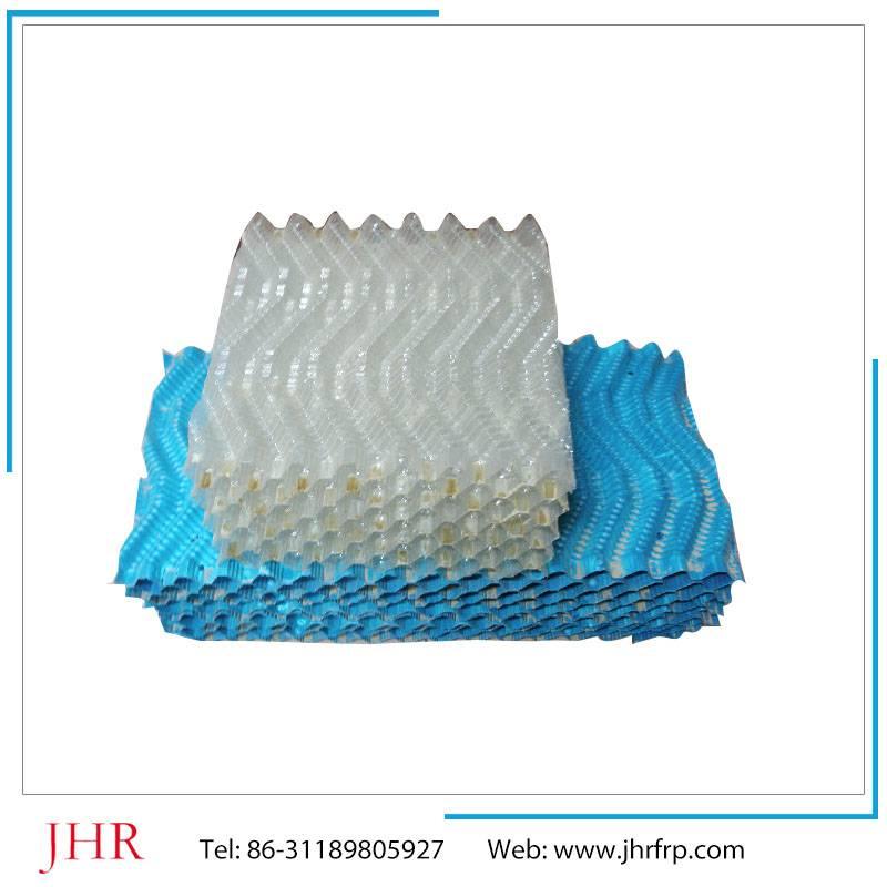 sewage straight diagonal wave cellular filler