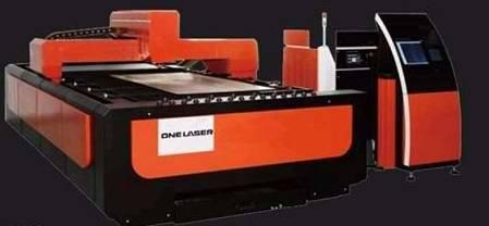YAG laser cutting machine - TLCM1530